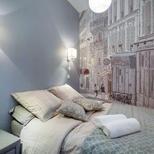Vieux Lyon Chambre
