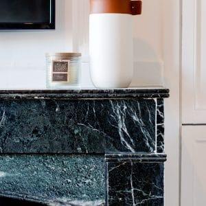 cheminée luxe appartement lyon