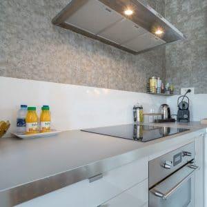cuisine équipée terreaux appartement