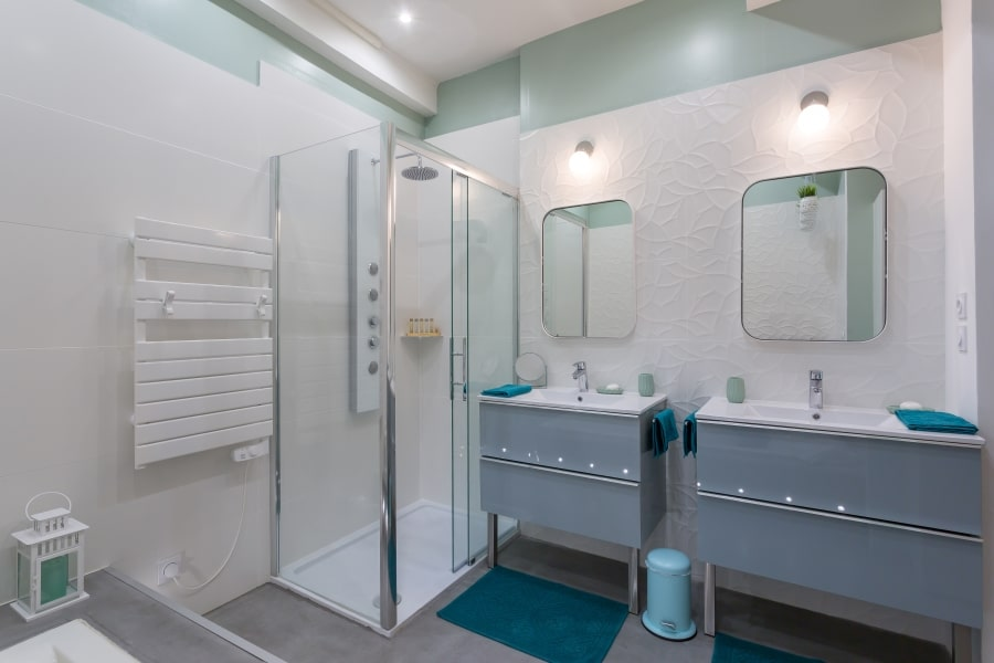 salle de bain appartement lyon