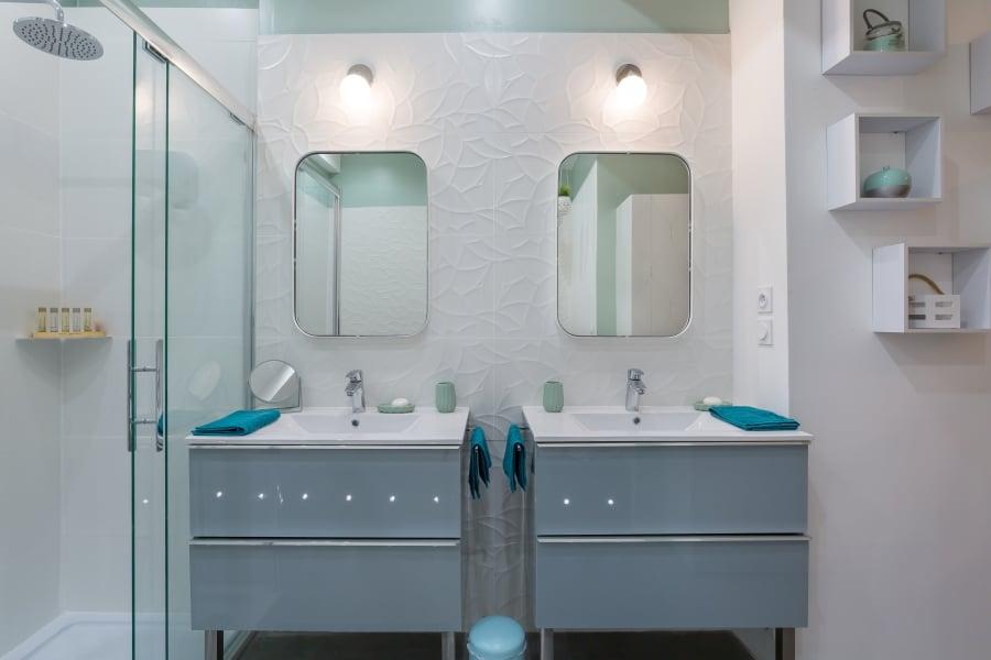 vasque salle de bain luxe